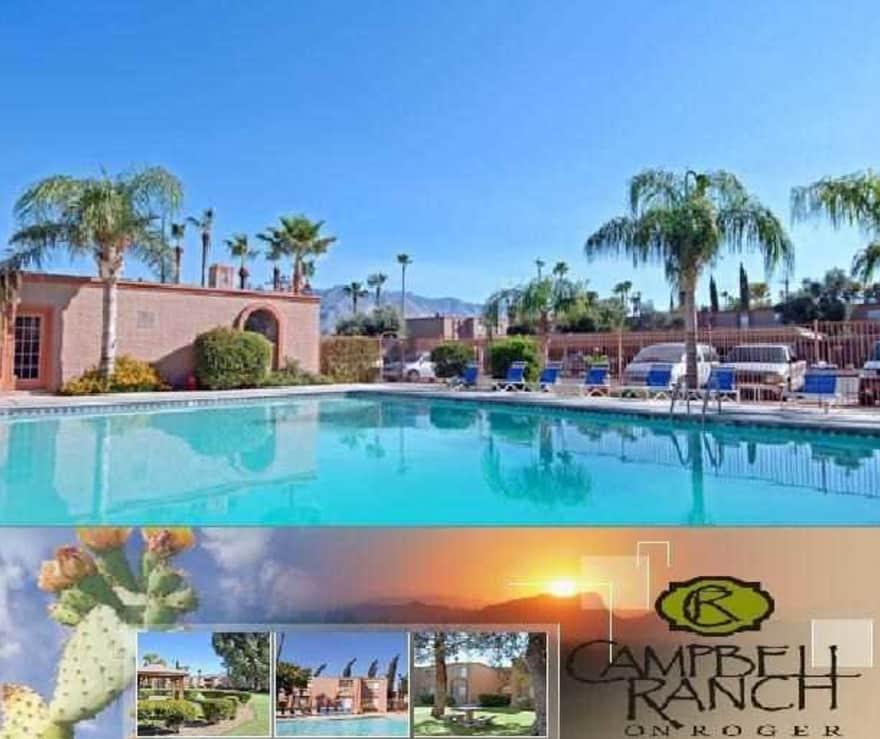 Campbell Ranch Apartments - Tucson, AZ 85719 | Apartments ...
