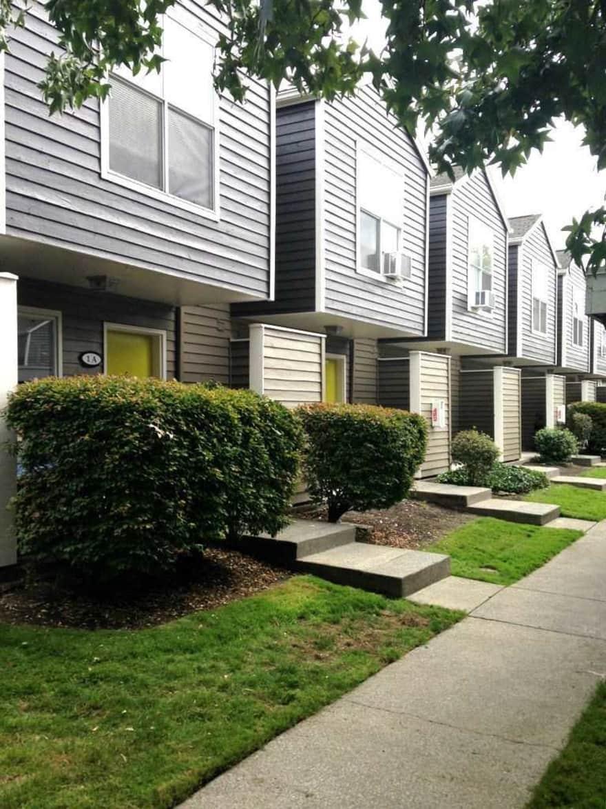 West Ridge Park Apartments West Seattle