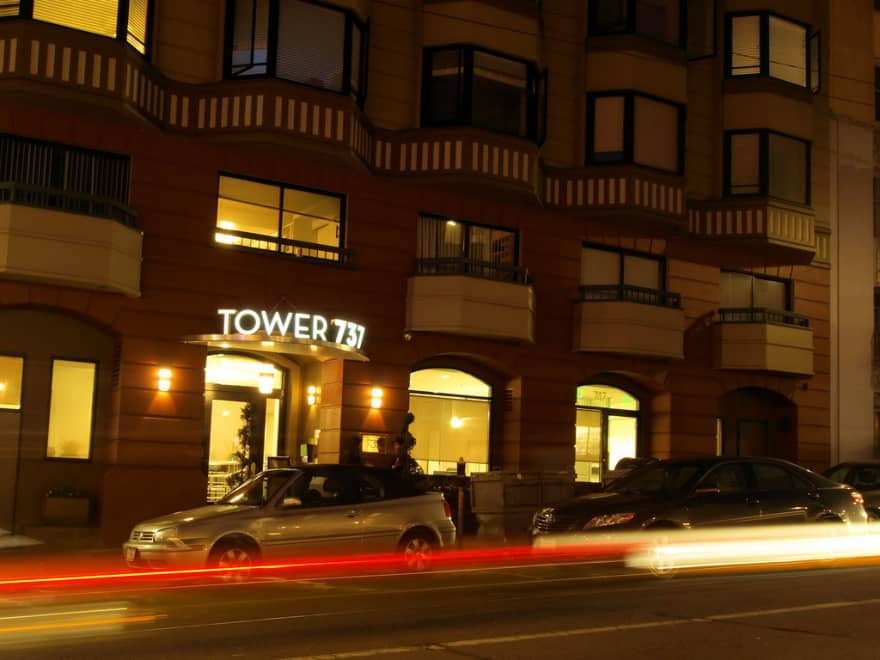 Tower 737 Apartments - San Francisco, CA 94109 ...