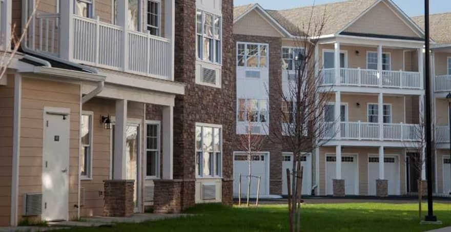 The Cove Apartments Springfield Nj