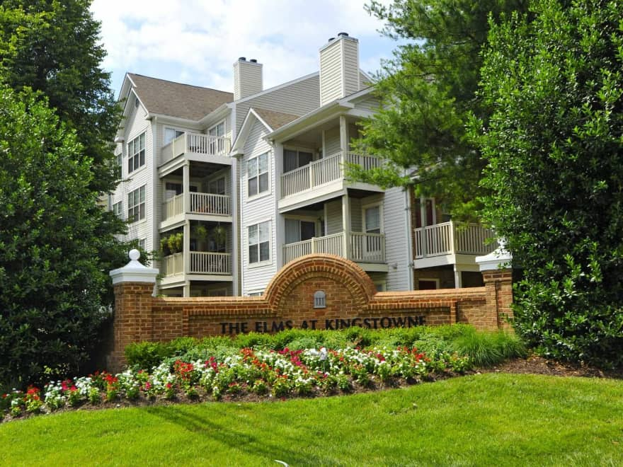 Kingstowne Apartments For Rent
