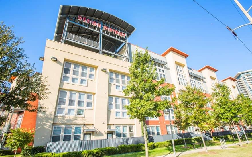 Alta design district apartments dallas tx 75207 for Apartment design district dallas