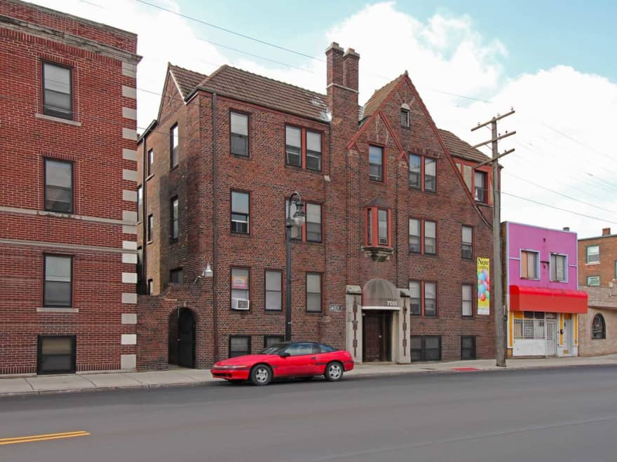 Parkside manor apartments detroit mi 48209 apartments for Parkside manor