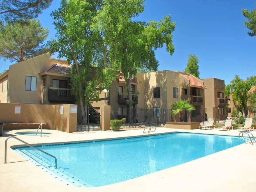 Arroyo Villas Apartments Glendale Az