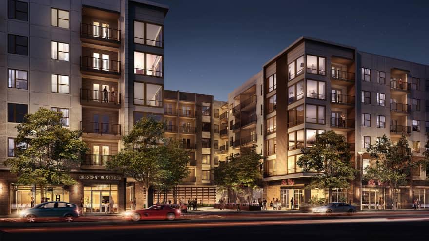 Crescent music row apartments nashville tn 37203 4 bedroom apartments in nashville tn