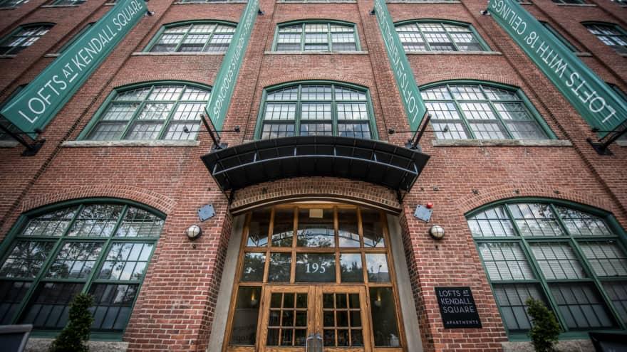Lofts at Kendall Square Apartments - Cambridge, MA 02142 ...