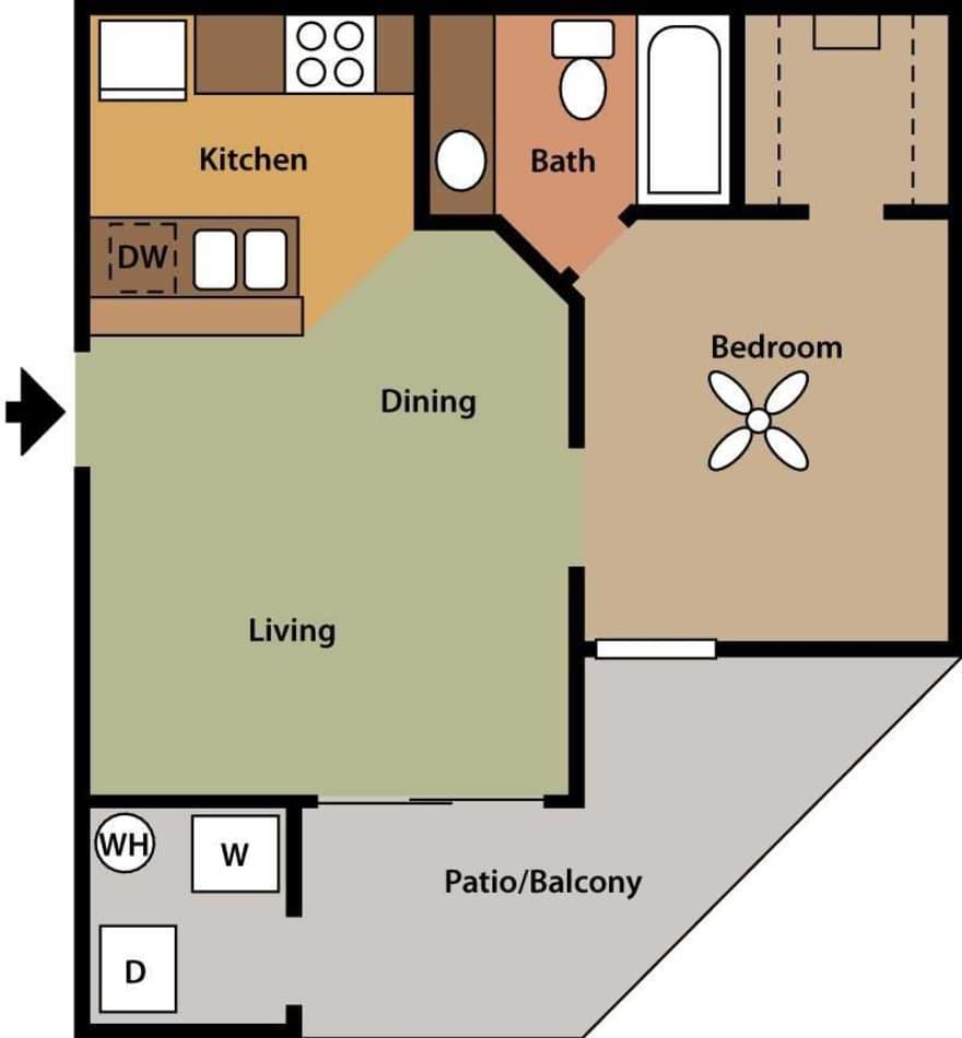 The Meridian Apartments: Meridian