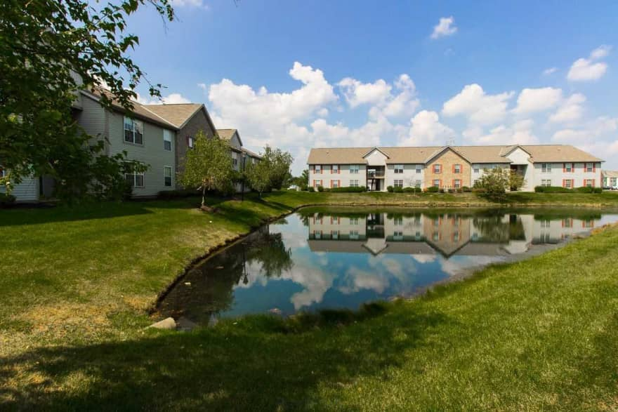 oak creek at polaris apartments lewis center oh 43035 apartments for rent. Black Bedroom Furniture Sets. Home Design Ideas