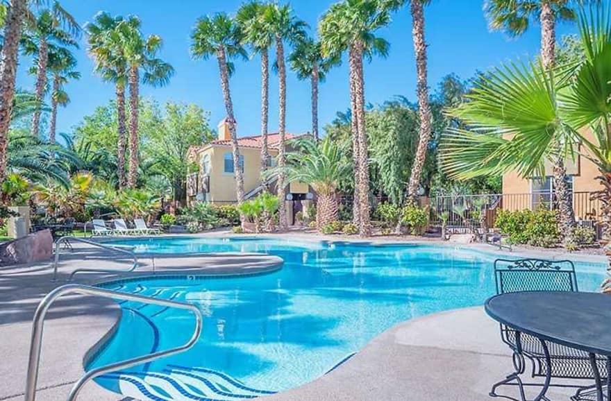 El Resort The Palms Las Vegas Nevada