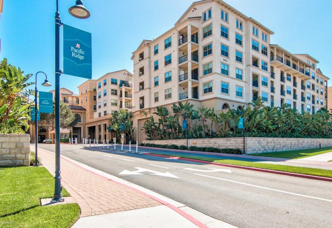 Pacific Ridge Apartments San Diego Ca 92110