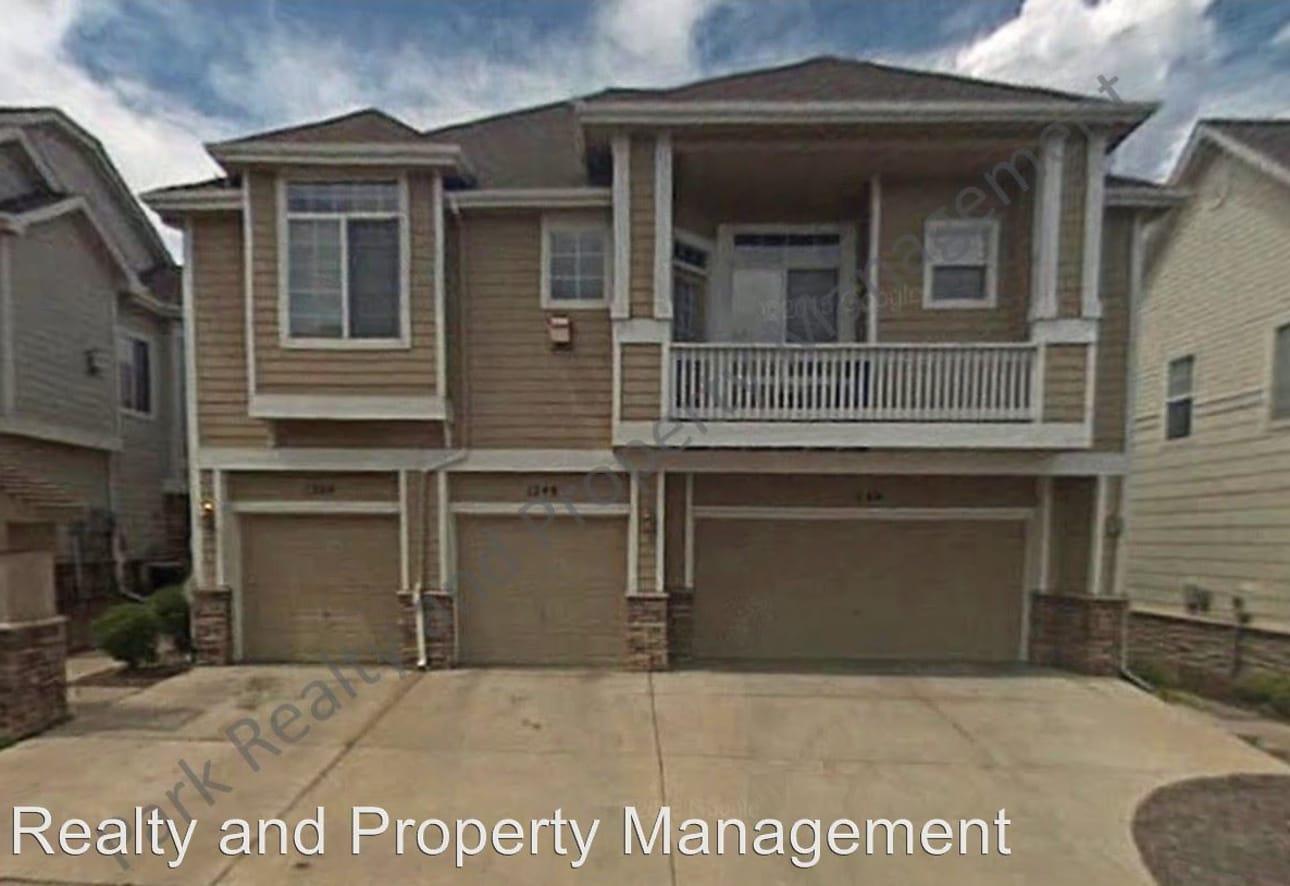 1244 Carlyle Park Cir Apartments Highlands Ranch Co 80129
