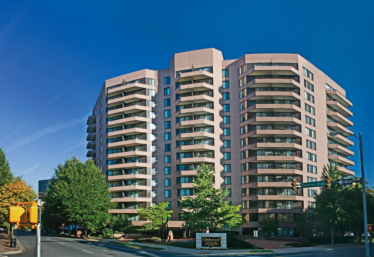Oakwood Arlington Apartments - Arlington, VA 22209