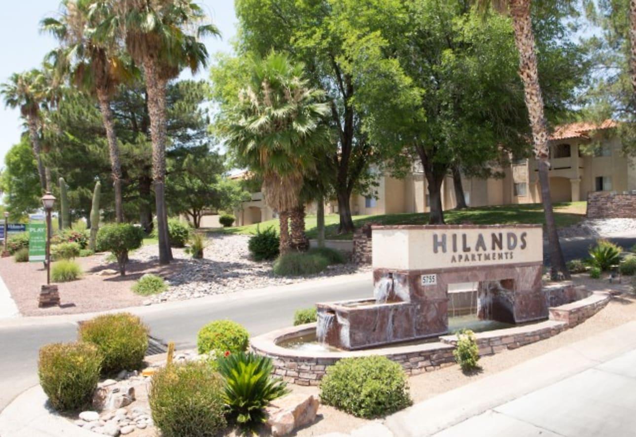 Hilands Apartments Tucson Az 85750