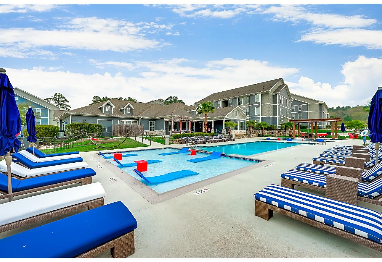 Encore At Sam Houston Apartments - Huntsville, TX 77340