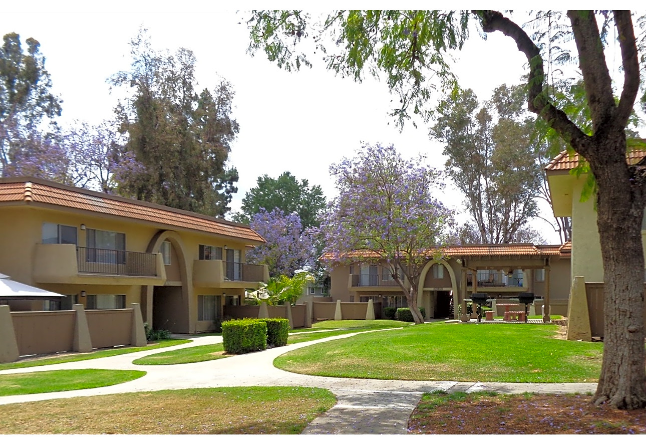 Monte Vista Apartment Homes La Verne Ca 91750