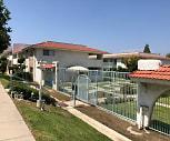 La Casa Brea Apartments, Brea Junior High School, Brea, CA