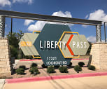Liberty Pass, Danville Middle School, New Braunfels, TX