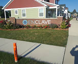 The Enclave Student Apartment Building, Grand Valley State University, MI