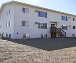 Hill View Apartments, Watford City Elementary School, Watford City, ND