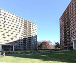 Troy Towers, Bloomfield High School, Bloomfield, NJ