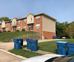 Sandridge Townhomes, Collinsville Middle School, Collinsville, IL