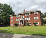 Heritage Estates Apartments, Jacques Memorial Elementary School, Milford, NH