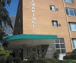 Welcome to Cambridge Apartments!, Cambridge Apartments