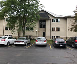 Sherloch Forest Apartments, Dundee Elementary School, Dundee, MI