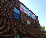 Congress Park, Malcolm X Elementary School At Green, Washington, DC