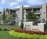 Maple Trail, Lowery Freshman Center, Allen, TX