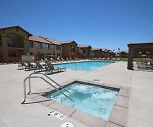 Pool, The Village at Henderson Apartments