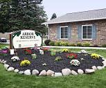 Community Signage, Arbor Reserve