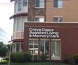 CREVE COEUR ASSISTED LIVING & MEMORY CARE, Bellerive Elementary School, Creve Coeur, MO