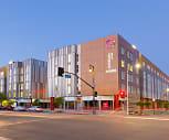 Blossom Plaza, Florence Nightingale Middle School, Los Angeles, CA