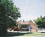 Exterior, Mount Vernon Plaza Townhomes