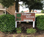 Village Green Apartments, Ponca City, OK