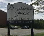 Brightwood Forest, Rippon Middle School, Woodbridge, VA