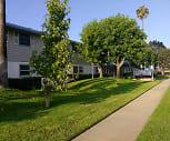 Sea Breeze Apartments, Bert M Lynn Middle School, Torrance, CA