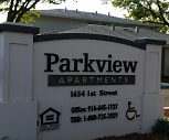 Parkview Apartments, Glen Edwards Middle School, Lincoln, CA