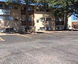 Stardust Plaza Apartments, South High School, Pueblo, CO