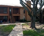 Cottonwood Creek, Curtis Middle School, Allen, TX