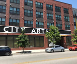 City Arts Ii, Mount Vernon, Baltimore, MD