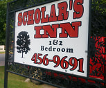 Scholars Inn, Pump Back, OK