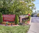 Community Signage, Shelbyville Place Apartments