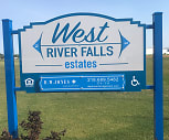 West River Falls, Franklin Middle School, Thief River Falls, MN
