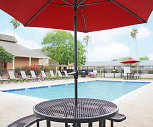 Pool, Parkview Apartments
