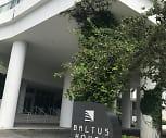 Baltus House, Toussaint L'Ouverture Elementary School, Miami, FL