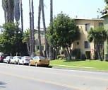 Coliseum Street Apartments, Audubon Middle School, Los Angeles, CA