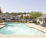 Pool, Stone Mill Apartments