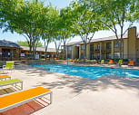 Pool, Copper Canyon Apartments